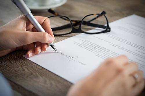 Подписание проекта контракта на ЕЭТП Росэлторг