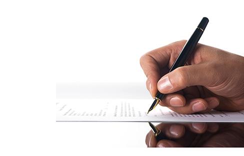 Подписание проекта контракта по результатам запроса котировок в электронной форме.